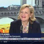 Valérie Plagnol à «C'est votre argent » sur BFM Business le 28/04