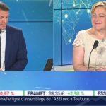 Valérie Plagnol interviewée dans l'émission «Good Morning Business» sur BFM Business le 7/08