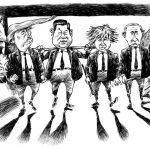 Une géopolitique anxiogène …
