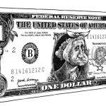 « La douleur du dollar » …