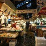 Japon :  Sayonara Tsukiji