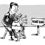 Hong Kong, Chine: deux systèmes, une crise