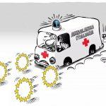 Ne tirez pas sur l'ambulance