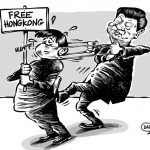 Hong Kong, les masques tombent …