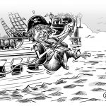La prime aux pirates