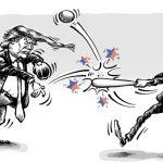 Etats-Unis : l'économie en arbitre