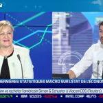Valérie Plagnol invitée de «BFM Bourse» le 25 Novembre sur BFM Business