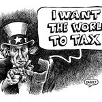 Impôts, le vent d'Amérique