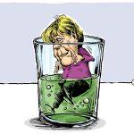 Allemagne, les Verts à moitié pleins…