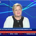 Valérie Plagnol invitée de «BFM Bourse» le 9 Septembre sur BFM Business